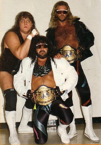 Fabulous Freebirds titles