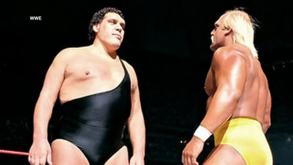 Andre The Giant main