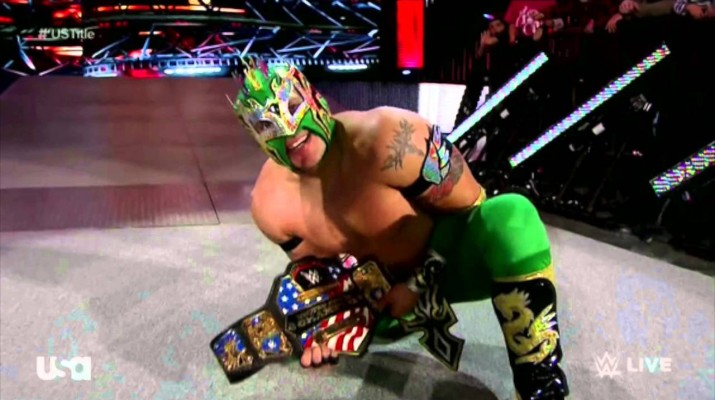 Planeta Wrestling talks to Kalisto – Tales from the Turnbuckle