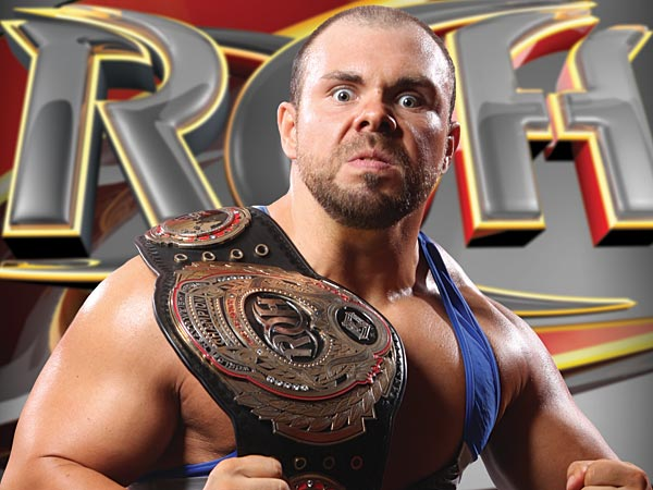 Michael Elgin body