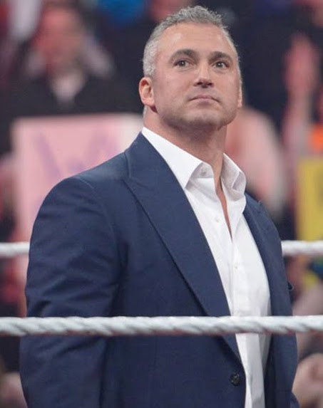Shane McMahon 2016 return
