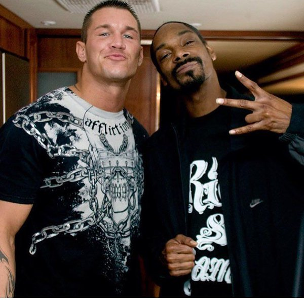 Snoop dog and orton