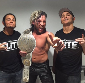 The Elite Kenny Omega Young Bucks