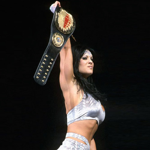 Chyna WWE Women's Champion