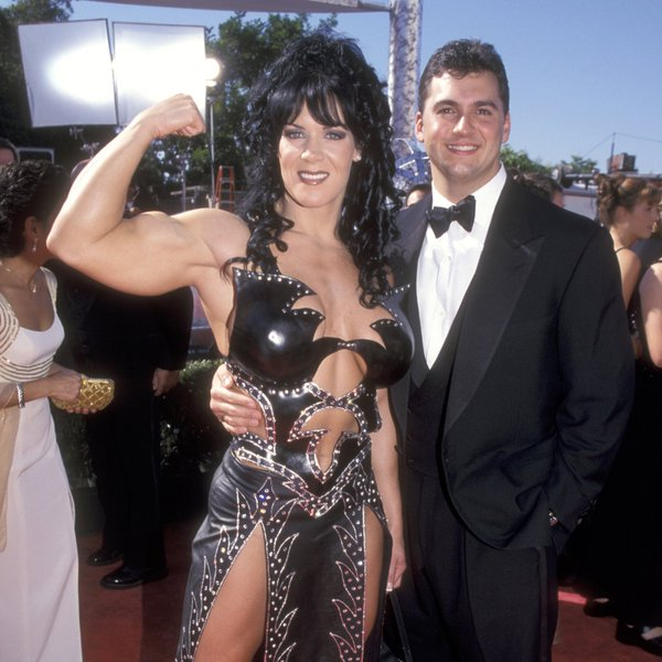 Chyna and Shane