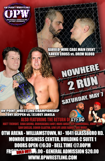 OPW poster