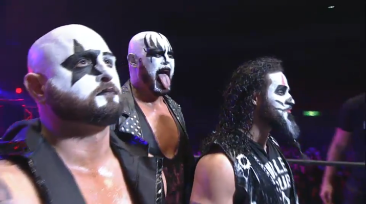 Doc Gallows Face Paint