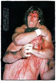 Kerry Von Erich vs Harley Race body